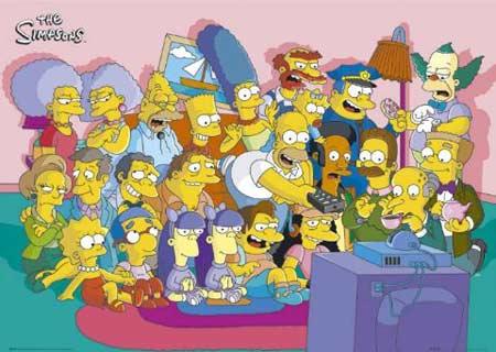 The Simpsons Movie Dvd Launch On Mushrooms Derober Com