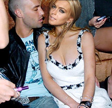 Lindsay lohan sex tape on internet