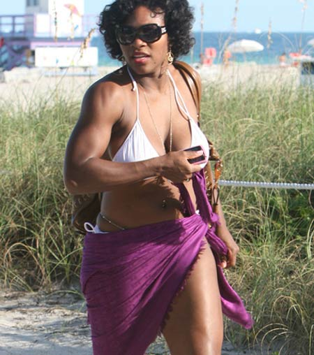 serena williams espn mag